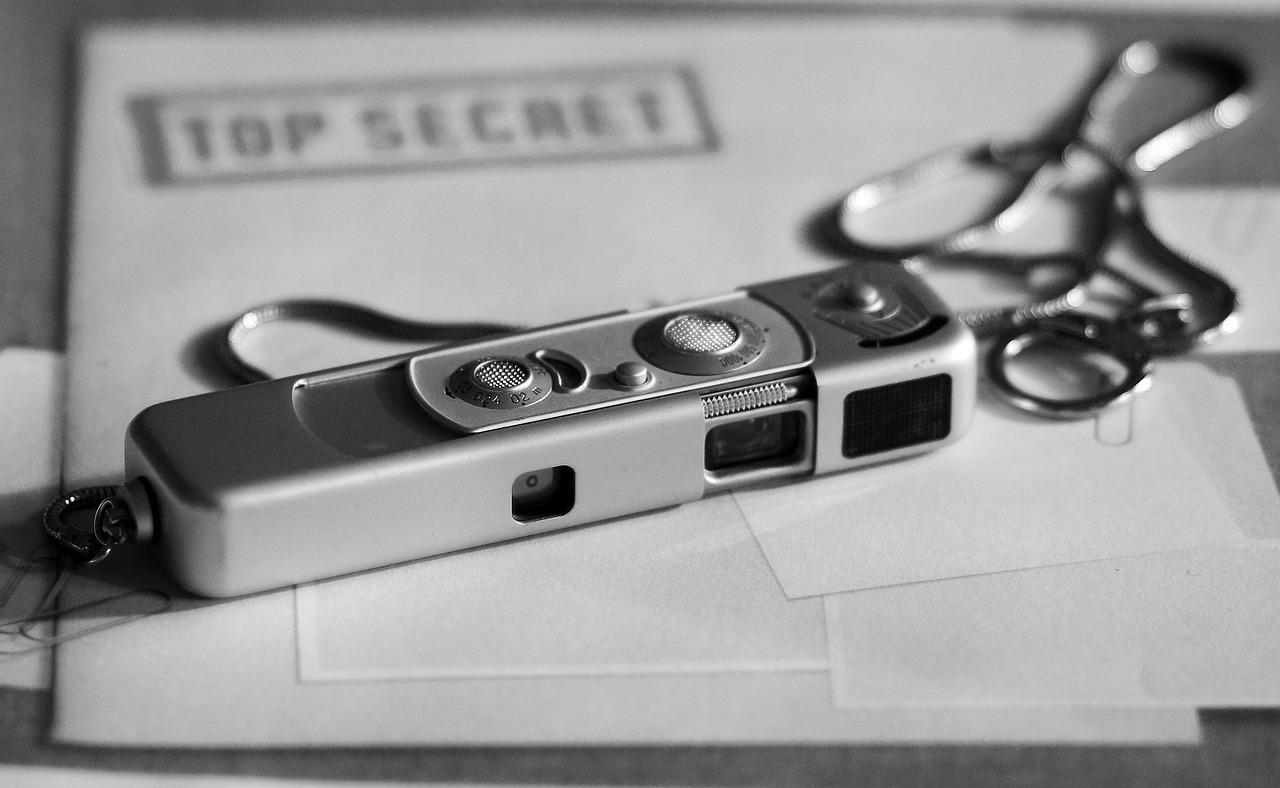 Najlepsze akcesoria szpiegowskie dostępne od ręki